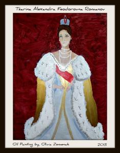 olivias queen